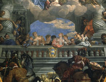 P.Veronese, Triumph Venedig, Ausschnitt von AKG  Images