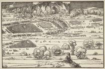 Duerer, Die Belagerung einer Festung II von AKG  Images