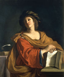 Guercino, Samische Sibylle by AKG  Images