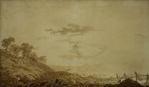 C.D.Friedrich, Arkona bei Mondlicht by AKG  Images