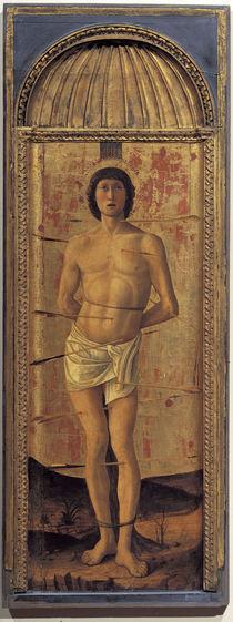 Giov.Bellini, Hl.Sebastian by AKG  Images