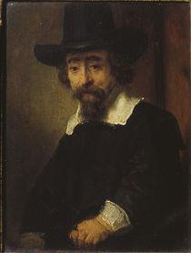 Ephraim Bonus / Gem.v.Rembrandt von AKG  Images
