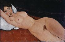 A.Modigliani, Liegender Frauenakt von AKG  Images