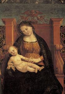 L.Signorelli, Maria mit Kind von AKG  Images