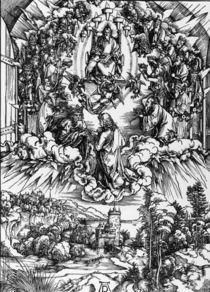 A.Duerer, Johannes vor Gott by AKG  Images