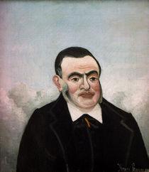 H.Rousseau, Portraet eines Mannes von AKG  Images