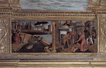 Giov.Bellini, Hl.Vincenzo Ferrer, Szenen by AKG  Images
