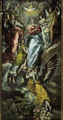 El Greco, Maria Immakulata von AKG  Images