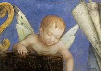 A.Mantegna, Camera degli Sposi, Putto by AKG  Images
