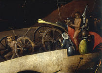 H.Bosch, Das Weltgericht, Ausschnitt by AKG  Images