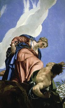 P.Veronese, Triumph der Nemesis von AKG  Images