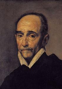 J.de Ribera, Jesuitischer Missionar von AKG  Images