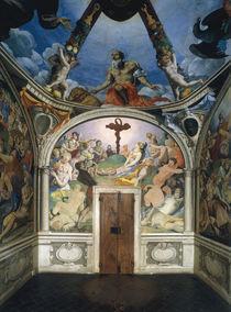 Florenz, Pal.Vecchio, Capella Eleonora by AKG  Images