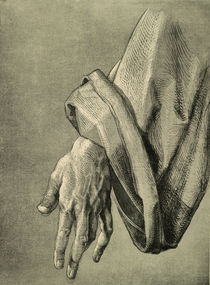 A.Duerer, Apostelhand by AKG  Images