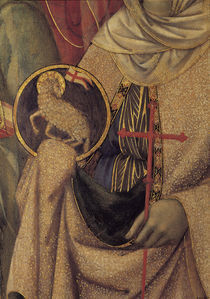 Duccio, Maesta, Hl.Agnes von AKG  Images