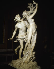 G.L.Bernini, Apollo und Daphne by AKG  Images