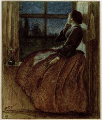 J.E.Millais, A Lost Love by AKG  Images