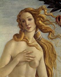 Botticelli,Geburt der Venus / Ausschnitt by AKG  Images