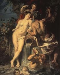 Rubens, Neptun und Cybele von AKG  Images