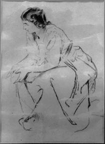 Ludwig Knaus, Sitzende von AKG  Images