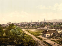 Hermannstadt, Stadtansicht / Photochrom by AKG  Images