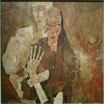 E.Schiele, Tod und Mann by AKG  Images