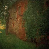 Gustav Klimt, Bauernhaus von AKG  Images