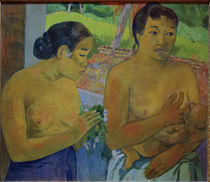 P. Gauguin, Das Opfer, 1892 by AKG  Images