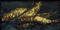 V.van Gogh, Stilleben mit Buecklingen von AKG  Images