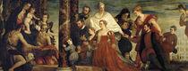 Veronese, Madonna der Familie Cuccina von AKG  Images