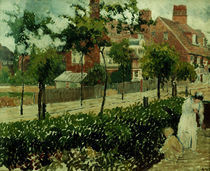 C.Pissarro, Bath Road, London by AKG  Images
