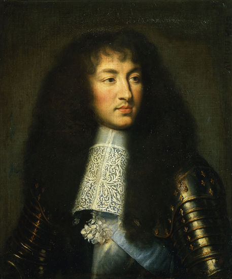"""Ludwig XIV. v.Frankreich / Le Brun"" Bild als Poster und ..."