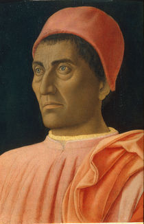 Carlo de' Medici / Gem.v.Mantegna von AKG  Images