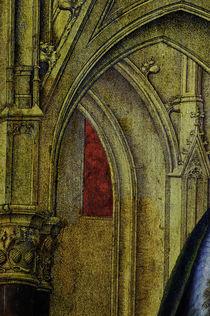 R.v.d. Weyden, Paradiespforte von AKG  Images