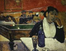 Paul Gauguin, Im Cafe , 1888 von AKG  Images