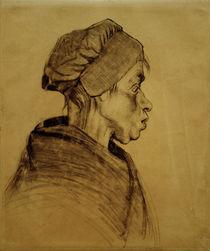 V.van Gogh, Kopf einer Frau by AKG  Images