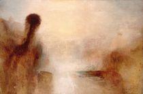 W.Turner, Landschaft mit Gewaesser von AKG  Images