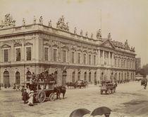 Berlin, Zeughaus / Foto um 1900 von AKG  Images