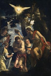 P.Veronese, Taufe Christi von AKG  Images