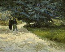 Van Gogh/Paar im Park von Arles/1888 by AKG  Images