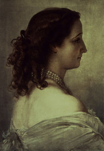 Kaiserin Eugenie / Winterhalter by AKG  Images