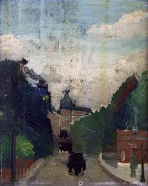 H.Rousseau, Palais du Metropolitain von AKG  Images