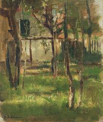 Max Liebermann, Haus mit Garten by AKG  Images