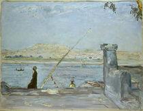 Slevogt, Morgen bei Luxor/ 1914 von AKG  Images
