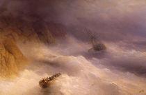 I.K.Aiwasowski, Sturm bei Kap Aija von AKG  Images