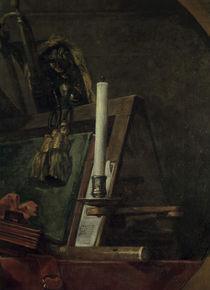 J.B.S.Chardin, Die Attribute der Musik von AKG  Images