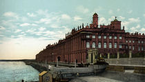 St.Petersburg, Winterpalast / Photochr. von AKG  Images