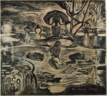 P.Gauguin, Mahana Atna by AKG  Images