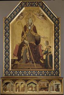 Hl. Ludwig v. Toulouse / Simone Martini von AKG  Images