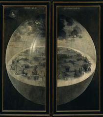 H.Bosch, Erschaffung der Welt von AKG  Images